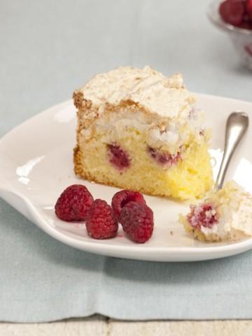 Berrymeringuecake