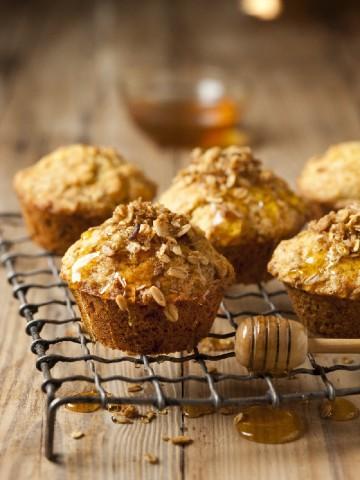 Nr1.Muesli muffins