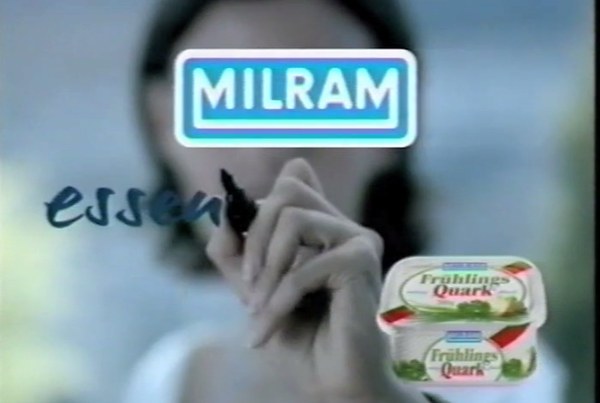 11.Milram Quark soft cheese