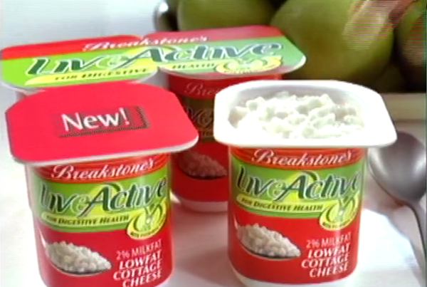 15.Kraft lic active cottage cheese