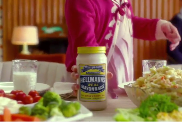 2.Hellmans mayonnaise