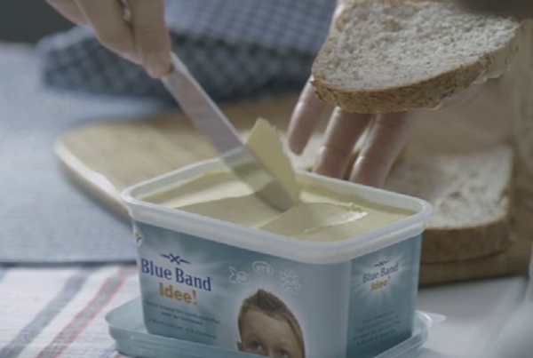 3.Rama Blue band margarine