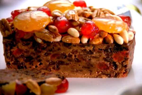 3.Xmas cakes